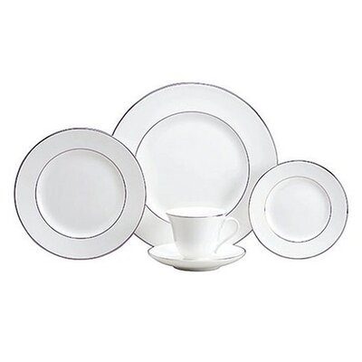 Signet Platinum 5 Piece Place Setting