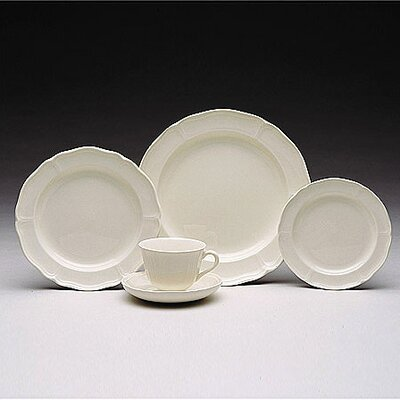 Queen's Plain 5 Piece Place Setting