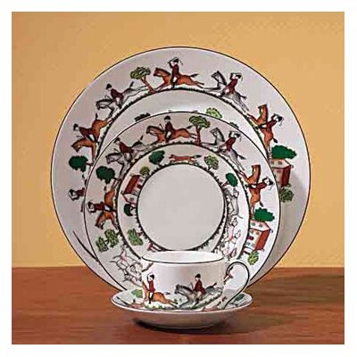 Wedgwood Hunt Scene Dinnerware Set