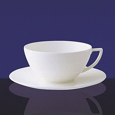 Jasper Conran Fine Bone China Plain Tea Saucer