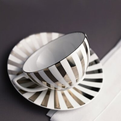 Jasper Conran Platinum Fine Bone China Dinnerware Collection