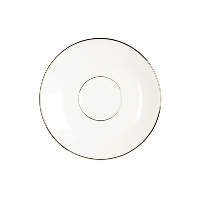 <strong>Jasper Conran</strong> Platinum Fine Bone China Tea Saucer