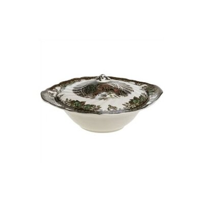 Johnson Brothers Friendly Village Covered Vegetable Bowl