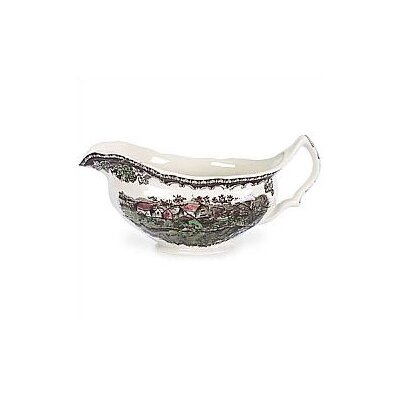 Johnson Brothers Friendly Village Gravy Boat