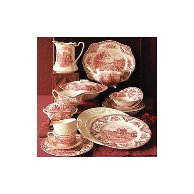 Johnson Brothers Old Britain Castles Pink Dinnerware Collection