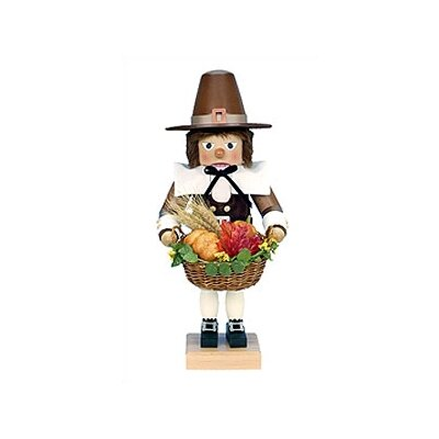 Limited Edition Pilgrim Nutcracker