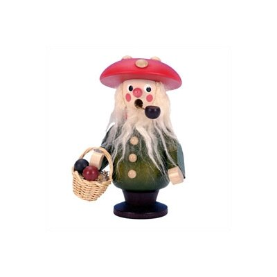 Christian Ulbricht Mini Mushroom Man Incense Burner