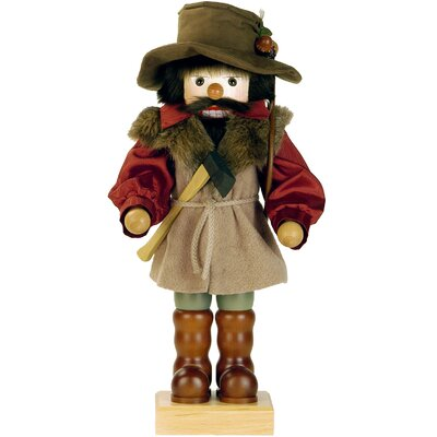 Christian Ulbricht Woodsman Nutcracker