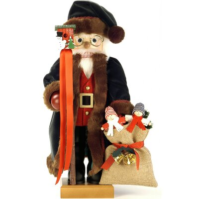 Christian Ulbricht Traditional Santa Nutcracker
