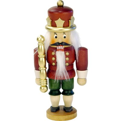 Christian Ulbricht King Nutcracker
