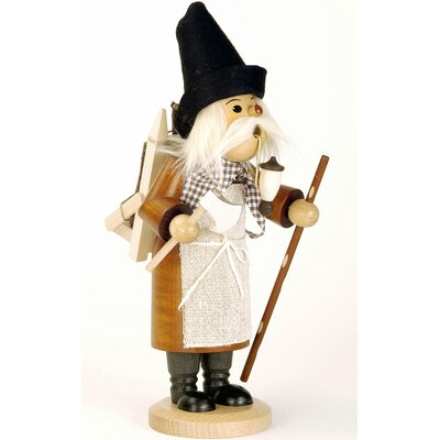 Christian Ulbricht Woodchopper Incense Burner