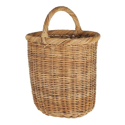 Eco Displayware Eco-Friendly Tall Kindling and Hearth Basket