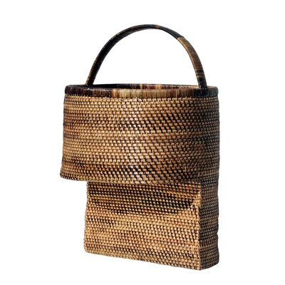 Eco Displayware Eco-Friendly Rounded Step Basket
