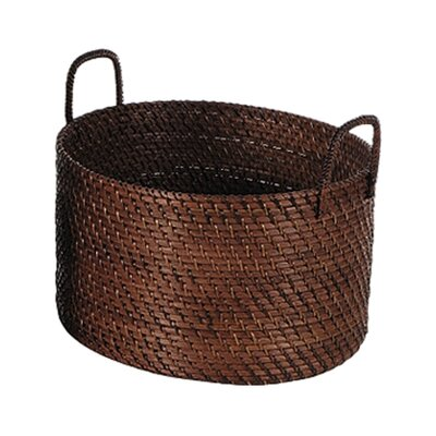 <strong>Eco Displayware</strong> Eco-Friendly Lombok Weave Basket