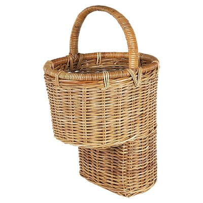 <strong>Eco Displayware</strong> Eco-Friendly Traditional Step Basket