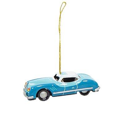 Alexander Taron Tin Car Ornament