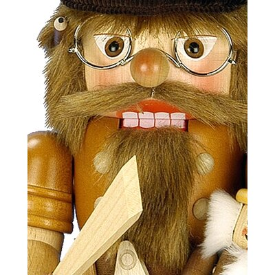 Alexander Taron Ulbricht Nutcracker Maker in Natural Wood