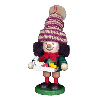 Christian Ulbricht Little Roamer Street Vendor Ornament