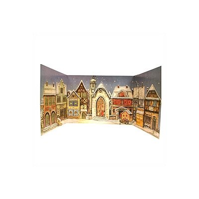 Alexander Taron 1946 Village Square Advent Calendar