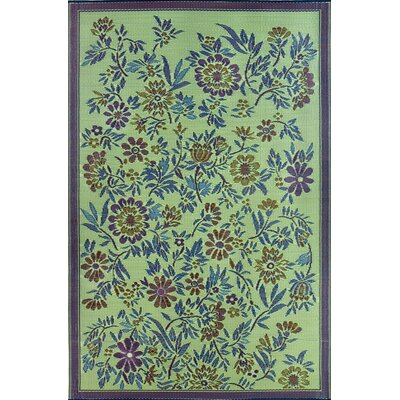 Mad Mats Wildflower Eggplant Rug