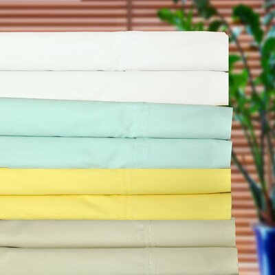 420 Thread Count Egyptian Cotton Percale Sheet Set