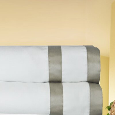 520 Thread Count Egyptian Cotton Double Banded Sheet Set