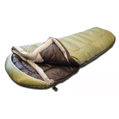 Big Johnson -40 Degree Monster Mummy Sleeping Bag