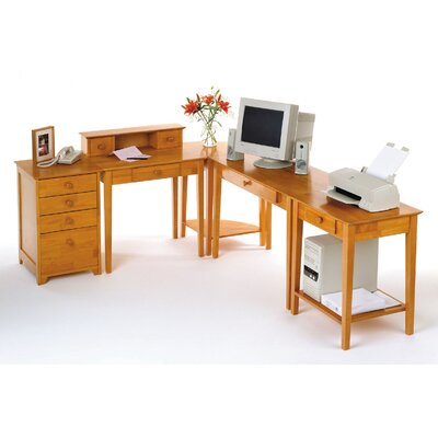 Winsome Studio 4-Drawer Home Office File Cabinet