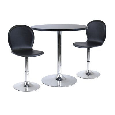 Winsome Winsome 3 Piece Dining Set