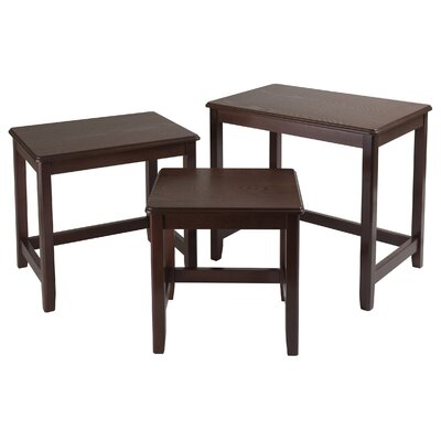 Winsome Trina 3 Piece Nesting Tables