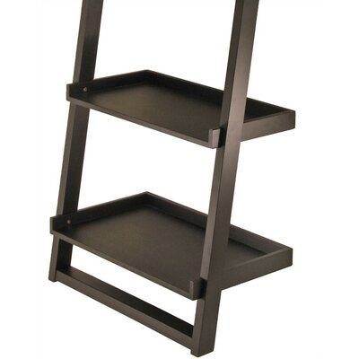 Winsome Bailey 5-Tier Leaning Shelf