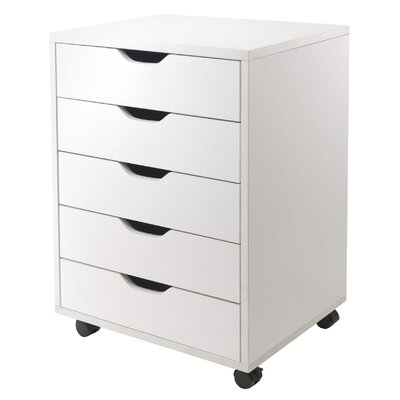 Winsome Halifax 5 Drawers Cabinet