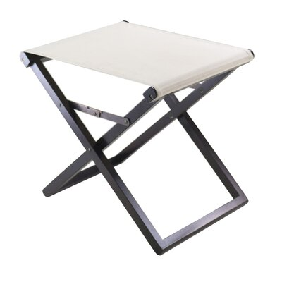 Winsome Canvas Folding Accent Stool