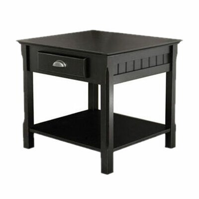 Winsome Oak Park End Table