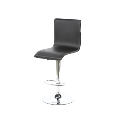 Winsome High Back L-Shape Airlift Bar Stool