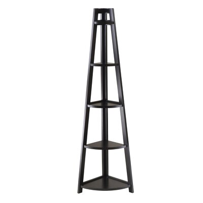 Adam 5 Tier A Frame Corner Shelf