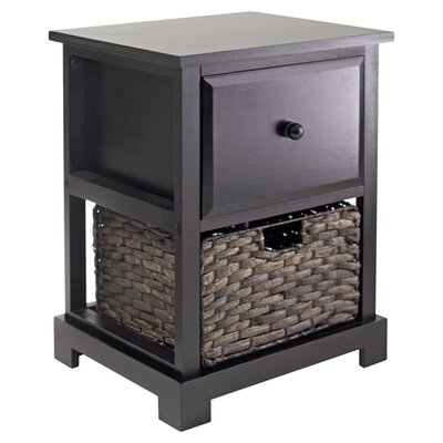 Winsome Casablanca End Table