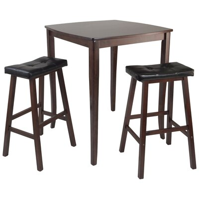 Winsome Inglewood 3 Piece Pub Table Set