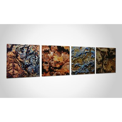 Metal Art Studio Mother Earth Wall Art