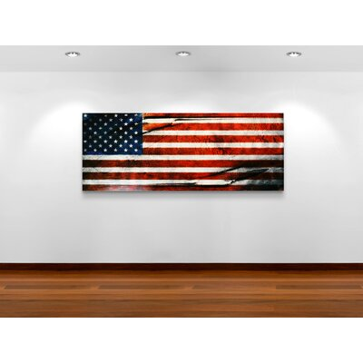 Metal Art Studio American Glory Wall Art