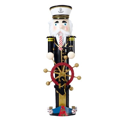 S.S. Yuletide Captain Nutcracker