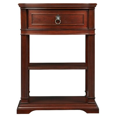 Bombay Heritage Herning 1 Drawer Nightstand