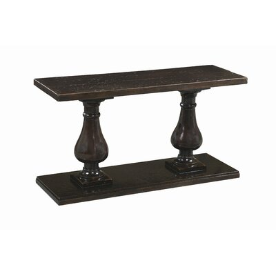 Bernhardt Freeport Console Table