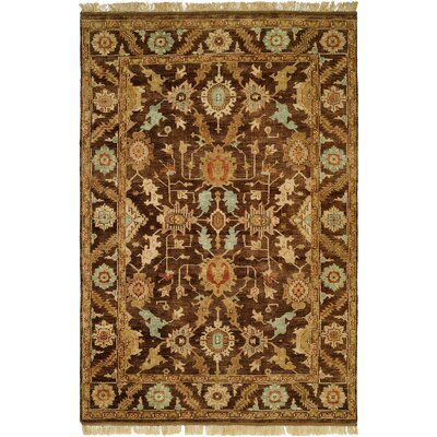 Wildon Home ® Brown Rug