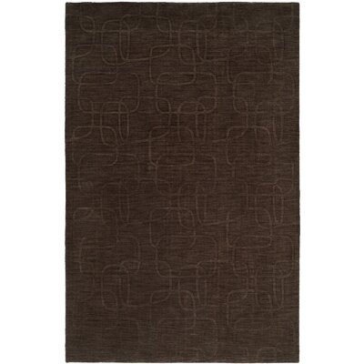 Wildon Home ® Echo Pine Bark Rug
