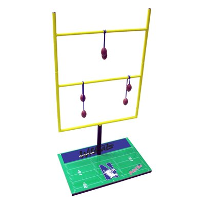 Tailgate Toss NCAA Football Toss 2 Game Set