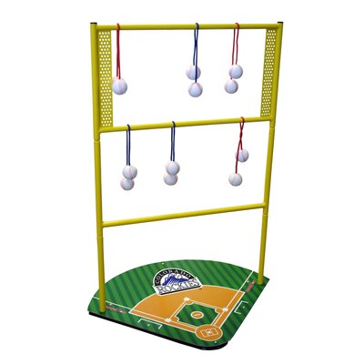 Tailgate Toss MLB Baseball Toss II Game Set