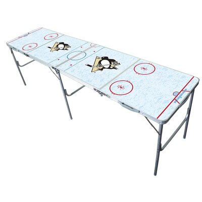 "Tailgate Toss NHL 2"" x 8"" Tailgate Table"