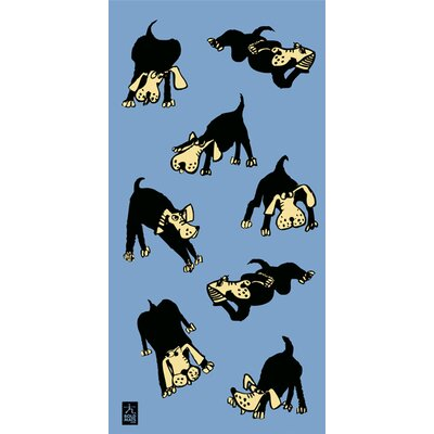 Down Dogs Kids Yoga Mat