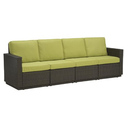 Home Styles Riviera Sofa with Cushions